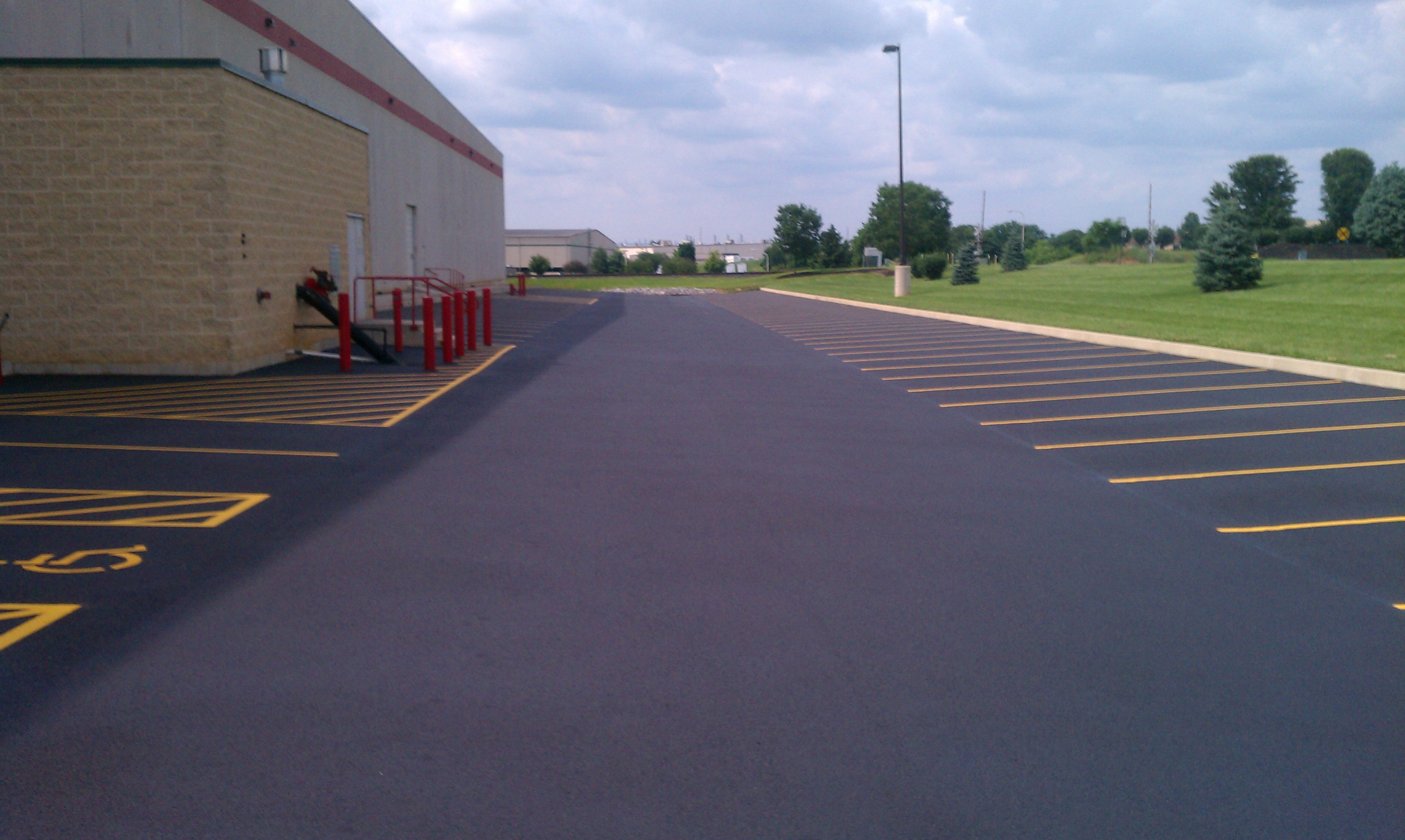 JD Asphalt, Inc. - Sealcoating