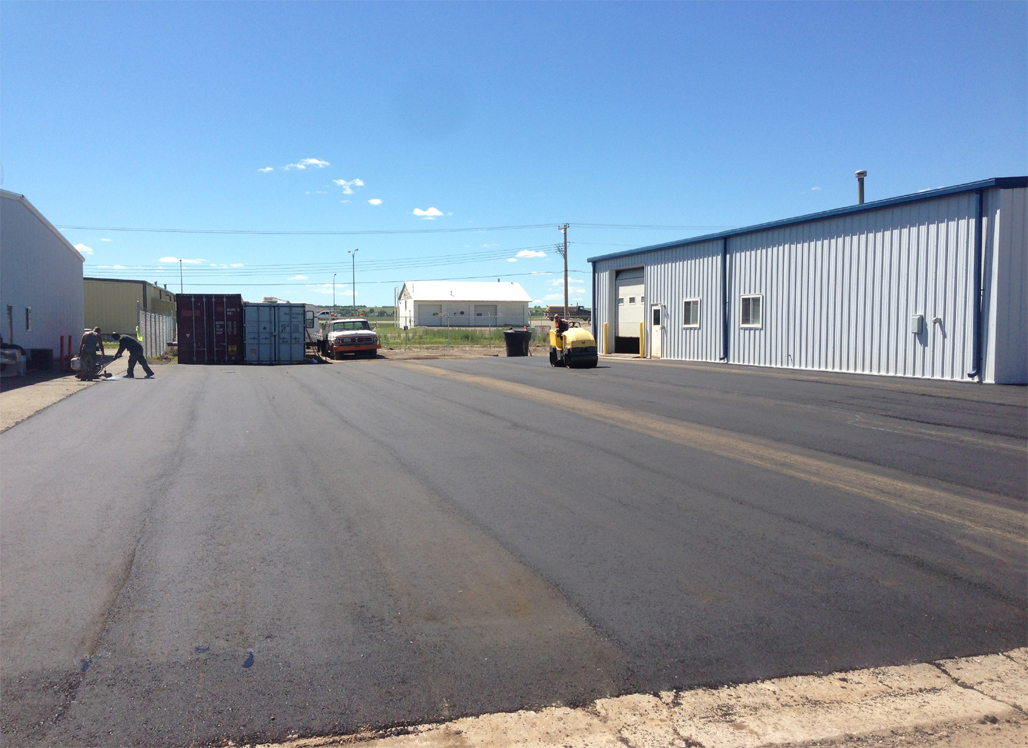 JD Asphalt, Inc. - Finished Parking Lot